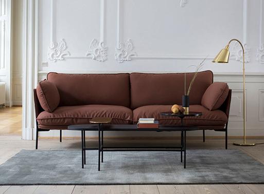 Cloud Three Seater Sofa