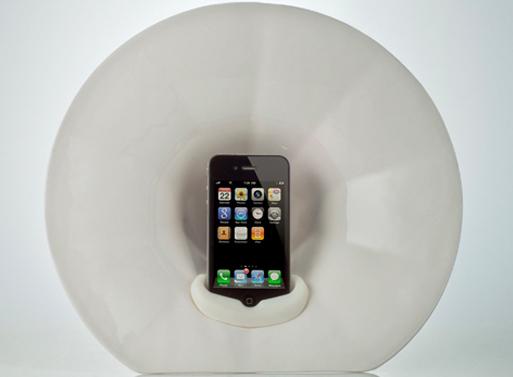 Phonofone III iPhone Speaker