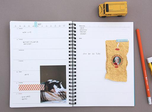 Poketo Design Planners