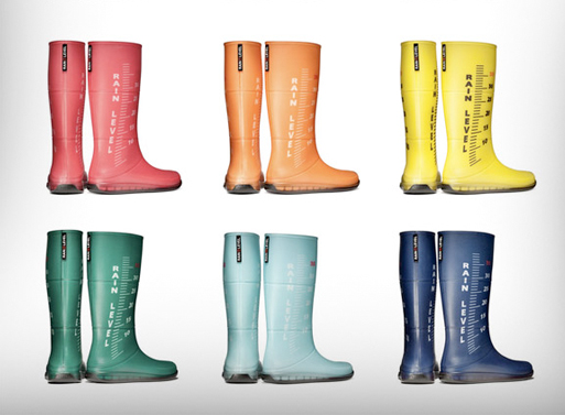 Jump with Style in The Rain with Your Water Boots