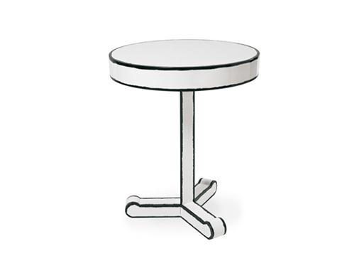 Trip Cartoon Coffee Table By Seletti Furnishings