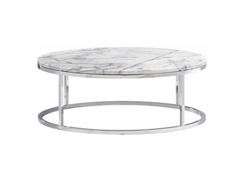 Marble Coffee Table Match Off, Rubik Round Coffee Table