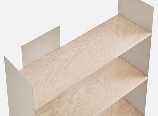 Umbra Shift Triplet Shelf