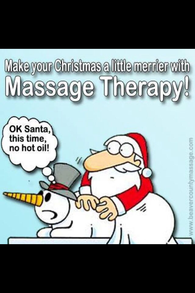 Massage Chairs Fun for Christmas