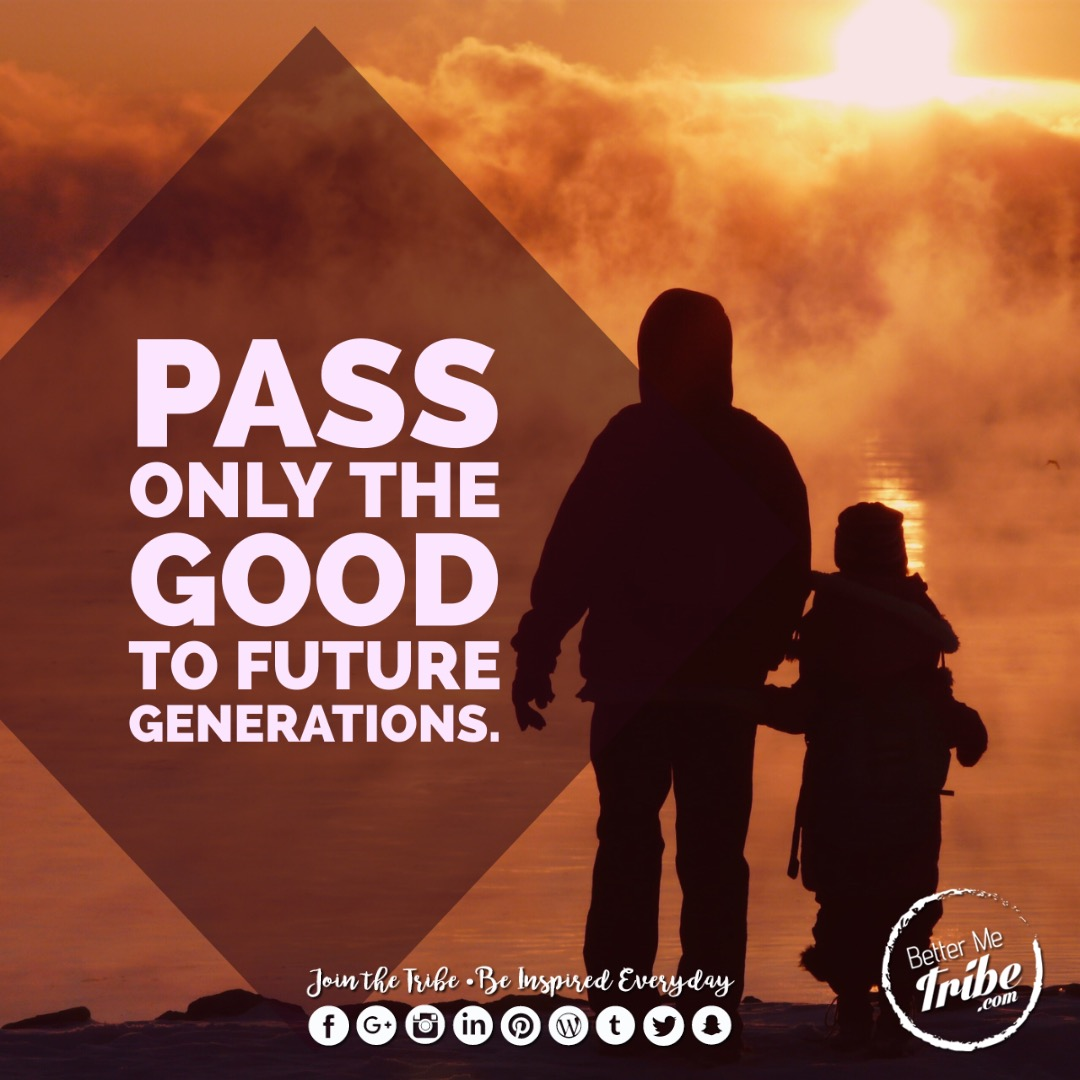 Pass It On!
