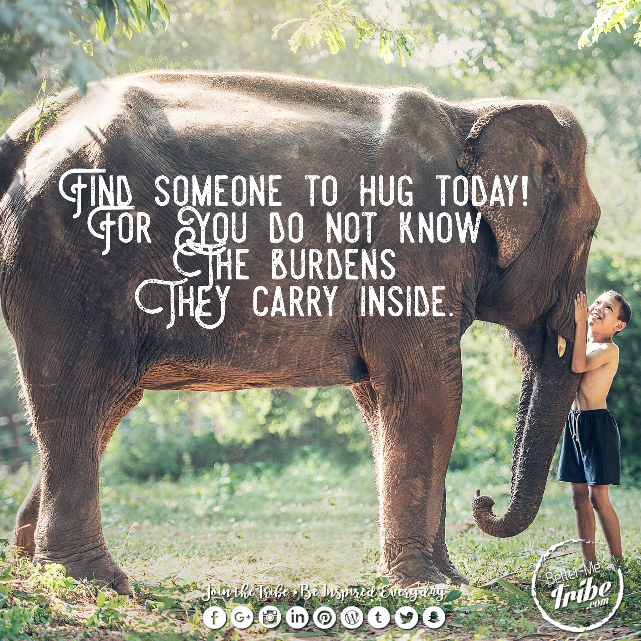 Share a Hug