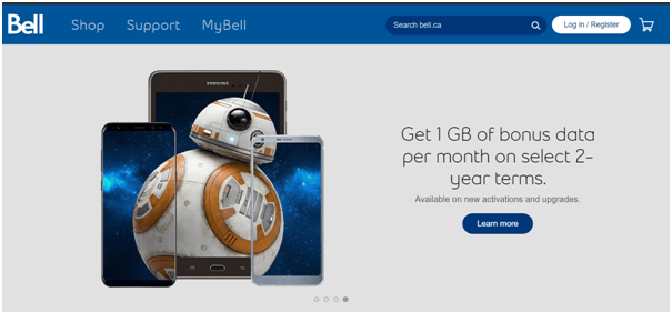 Bell Affordable Plans