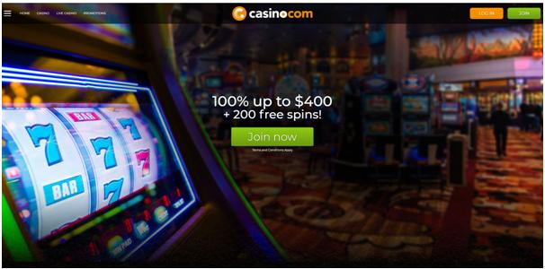Casino Canada Bonus