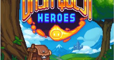 Dash Quest Heroes Games app