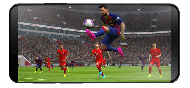 Features of PES2020 App