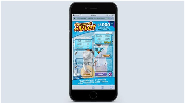 Lotto Quebec mobile app for android