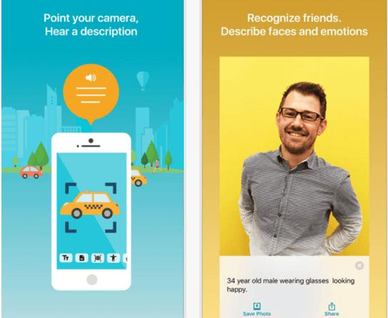 Seeing AI App