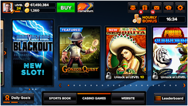 Slots to play free at Mohegan sun casino app