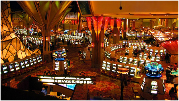 Real casino slot machines to play