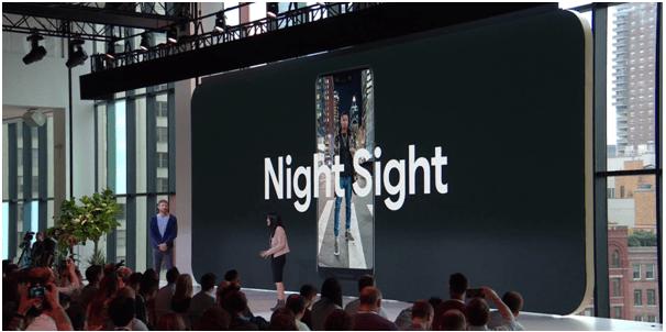 Night Sight for Google Phones