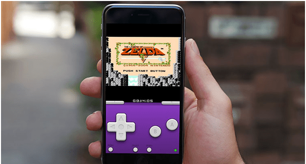 How to play retro games on iphone
