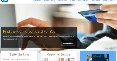 Royal Bank Credit Card