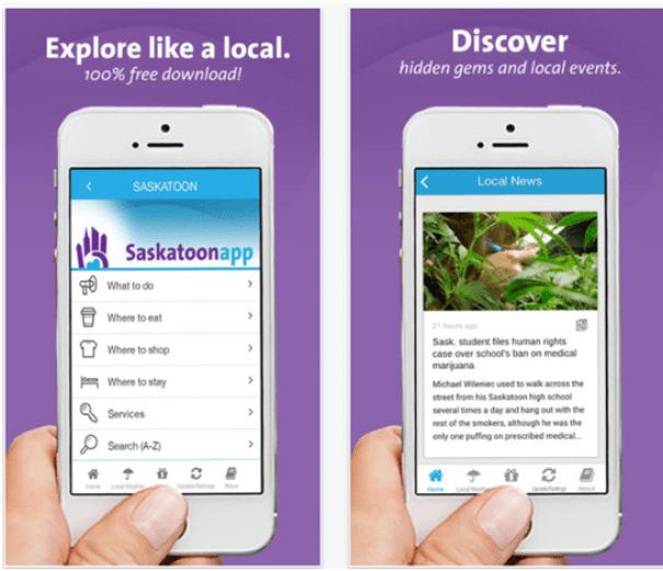 Saskatoon App