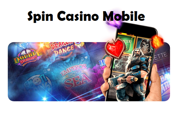 Spin Casino- Mobile casino for Canadians