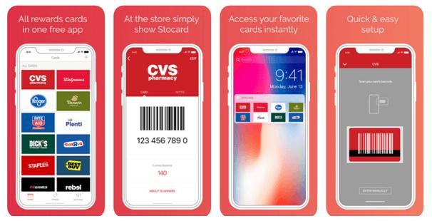 Stocard App Canada
