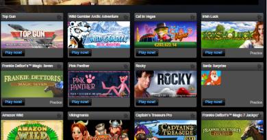 Titan slot games