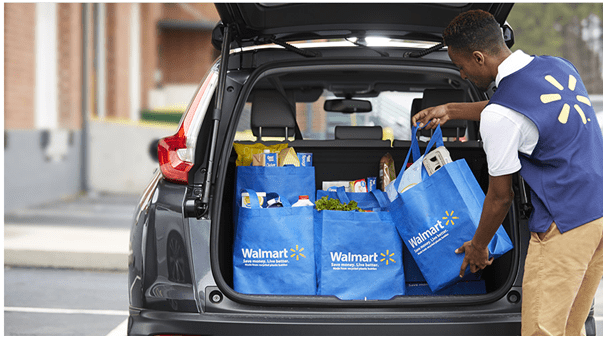 Walmart pick up