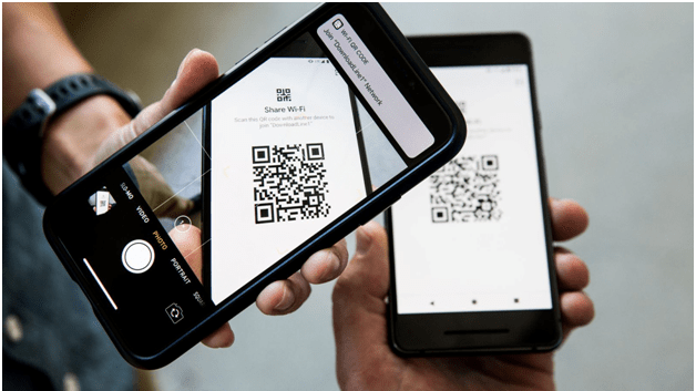 Android Q- QR Code