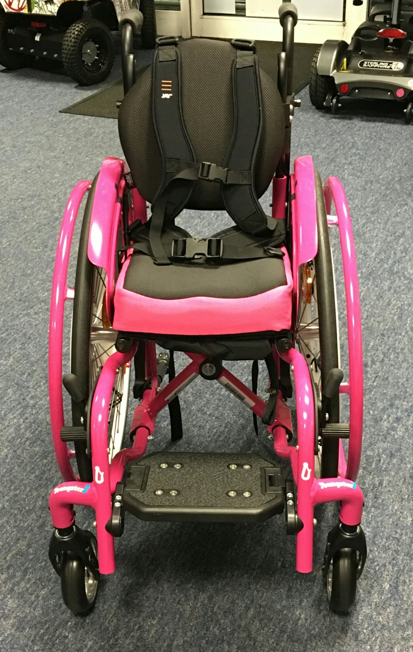 Sunrise Medical Quickie Zippie Youngster 3  Better Mobility