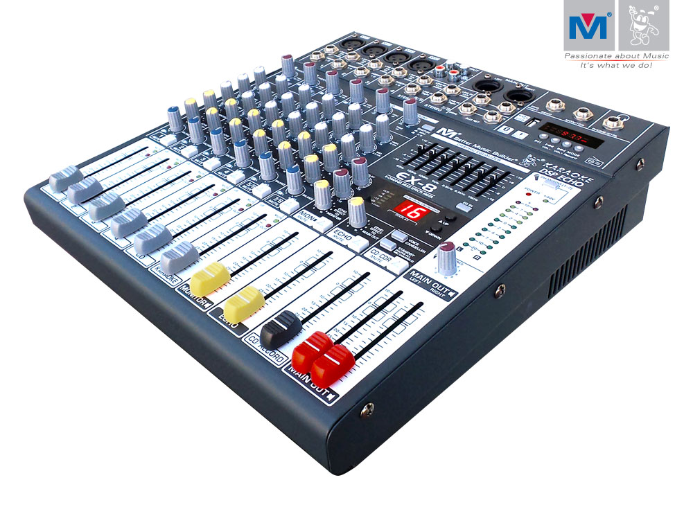 Multiple Input Mixer