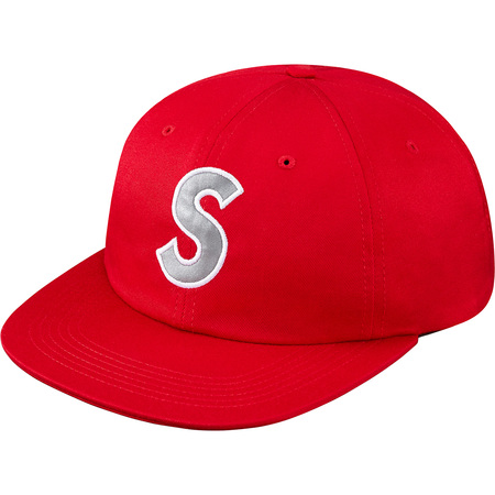 3M® Reflective S Logo 6-Panel (Red)