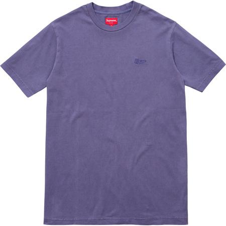 Overdyed Tee (Dusty Purple)