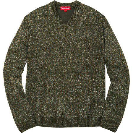 Tinsel Sweater (Olive)