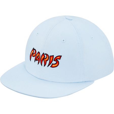 Paris 6-Panel (Light Blue)