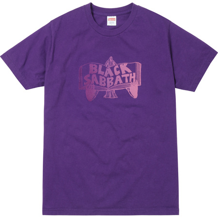 Supreme®/Black Sabbath© Tome Tee (Purple)