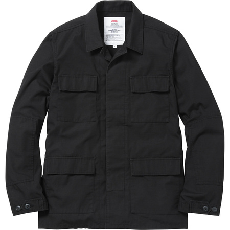 Gonz Butterfly BDU Jacket (Black)