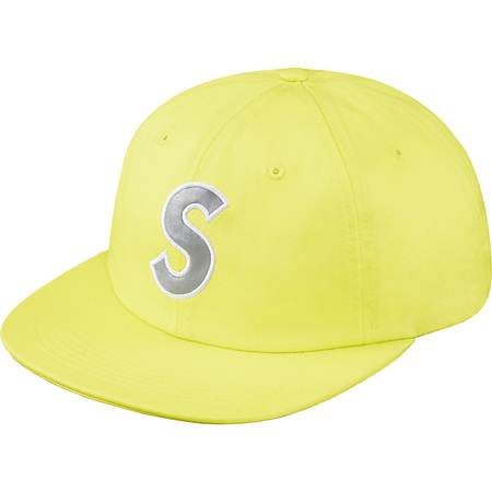 3M® Reflective S Logo 6-Panel (Lime Green)