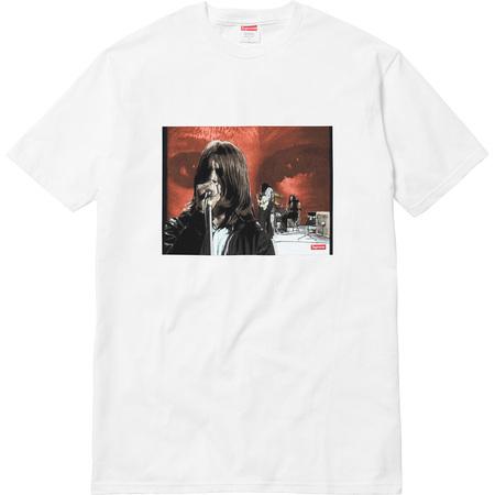 Supreme®/Black Sabbath© Paranoid Tee (White)