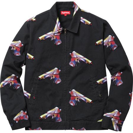 Mendini Work Jacket (Black)