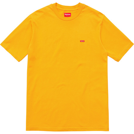Small Box Tee (Gold)