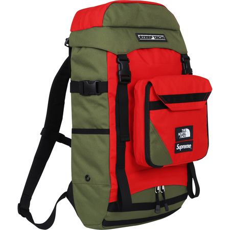 Supreme®/The North Face® Steep Tech Backpack (Olive)
