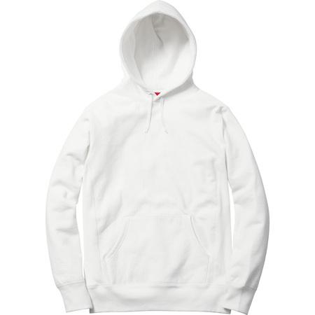 Mendini Gun Hooded Sweatshirt (White)