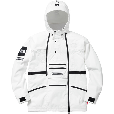 Supreme®/The North Face® Steep Tech Hooded Jacket (White)