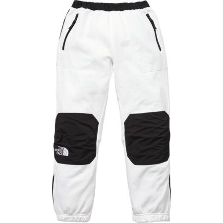 Supreme®/The North Face® Steep Tech Sweatpant (White)