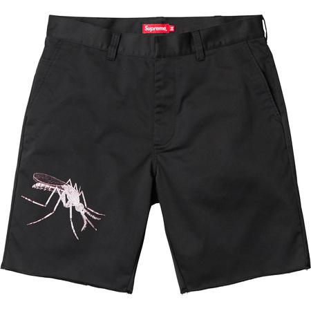 Mosquito Work Short (Black)