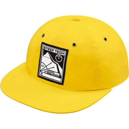 Supreme/The North Face Steep Tech 6-Panel (Yellow)