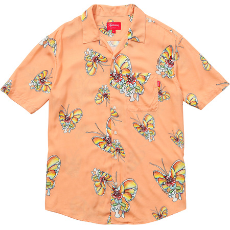 Gonz Butterfly Shirt (Peach)
