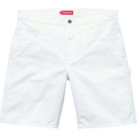 Painter Short (White)