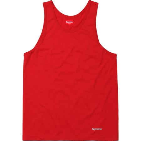 Reflective Tank Top (Red)
