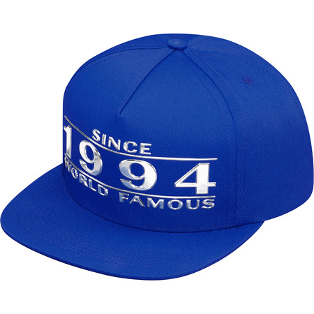 Way Back 5-Panel (Royal)