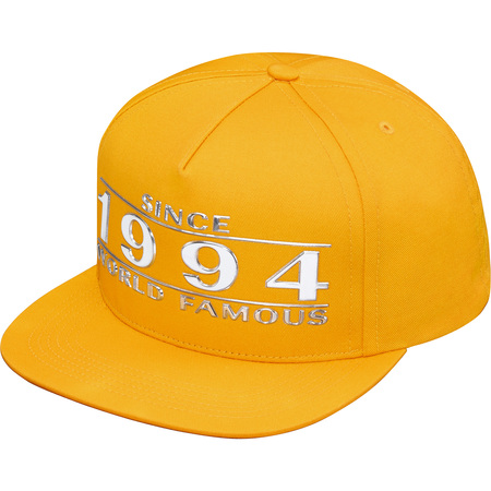 Way Back 5-Panel (Yellow)
